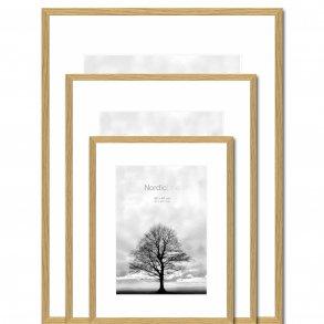 Folkekære Trærammer | Billedrammer i træ til plakater og billeder → Se WA-68