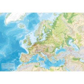 Europakort