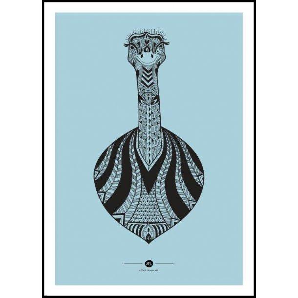 Inca Ostrich