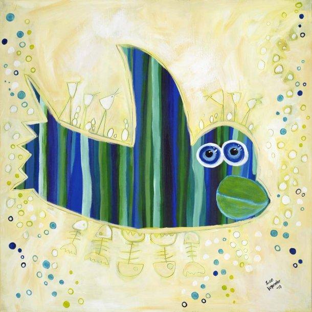 Er jeg fugl eller er jeg fisk