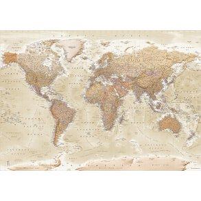 england på verdenskort
