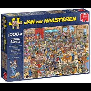 Jan Van Haasteren -1000 Brikker