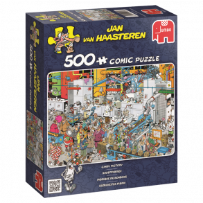 Jan Van Haasteren - 500 Brikker